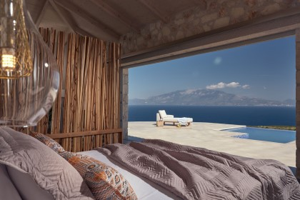 Zakynthos villas Akron Luxury Suites