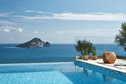 Zakynthos Villas Avra Luxury Villa Keri Lake