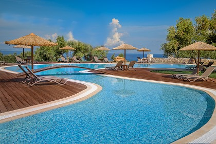 Zakynthos villas Elegance Luxury Suites