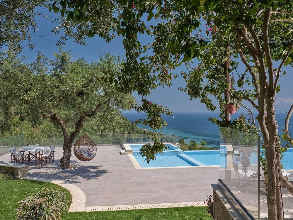 Golden July Luxury Villa / Akrotiri / Zakynthos Greece