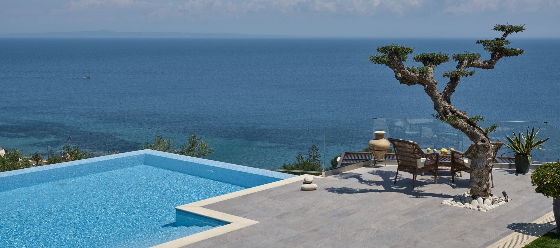 Golden July Luxury Villa Akrotiri