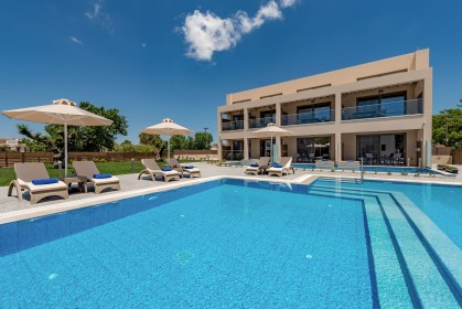 Zakynthos Villas Mystique Luxury Suites & Maisonettes Laganas