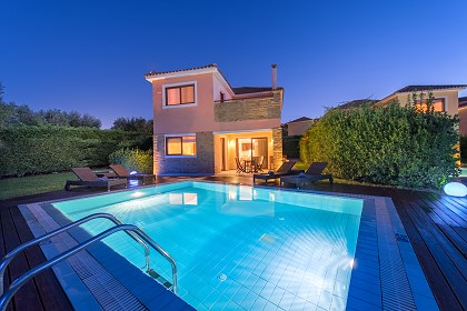Zakynthos villas St.John Resort Hotel-Villas-Suites & Spa